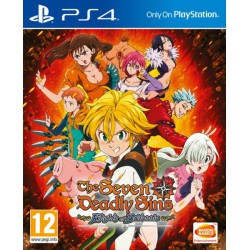 THE SEVEN DEADLY SINS:KINGHTS B/PS4