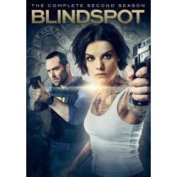 Blindspot (2ª temporada) - BD