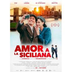 Amor a la siciliana - DVD