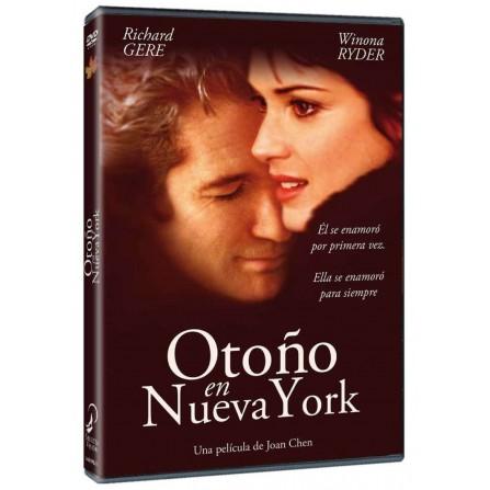 OTOÑO EN NUEVA YORK FOX - DVD