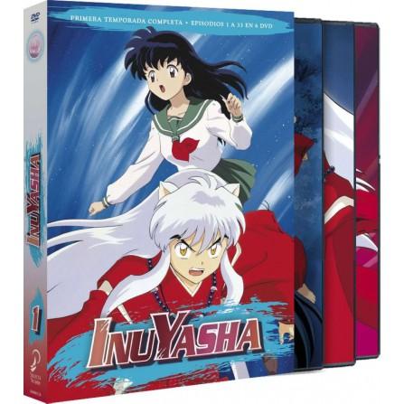 Inuyasha Box 1 Episodios 1 a 33 - BD