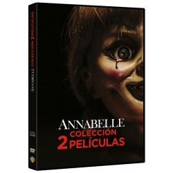 ANNABELLE + ANNABELLE CREATION FOX - DVD