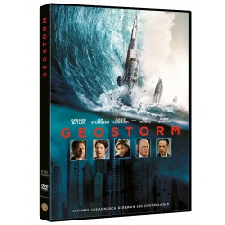 GEOSTORM FOX - DVD