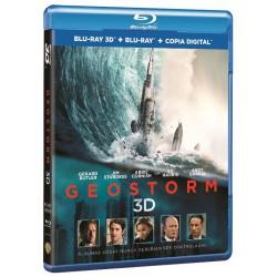 Geostorm blu-ray 3d + 2d - BD
