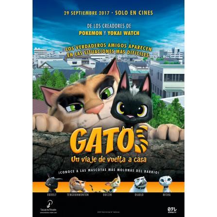 GATOS FOX - DVD