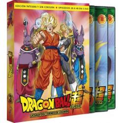 DRAGON BALL SUPER. BOX 3 FOX - DVD