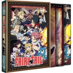 Fairy Tail Temporada 14 Episodios 154 a 164 - DVD