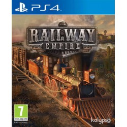 Railway Empire Day1 Limited - PS4