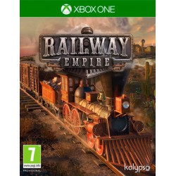 Railway Empire Day1 Limited - Xbox one