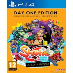 Shantae Half Genie Hero Day1 Ultimate Edition - PS4