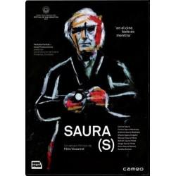 SAURA(S) CAMEO - DVD