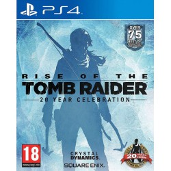 Rise of the Tomb Raider 20 Aniversario - PS4
