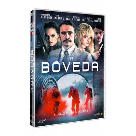La bóveda (The Vault) - DVD