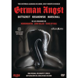 GERMAN ANGST KARMA - DVD