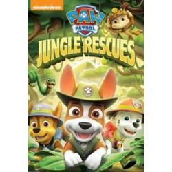 Paw patrol 13: Rescates en selva - DVD