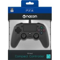 Mando Nacon Negro (Cable) Licenciado - PS4