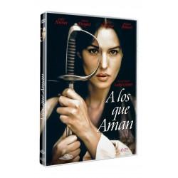 A LOS QUE AMAN DIVISA - DVD