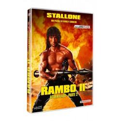 Rambo: Acorralado (Parte II) - DVD