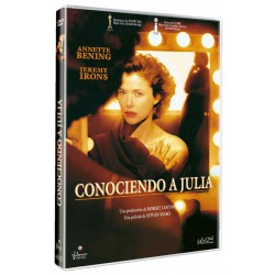 Conociendo a Julia - DVD