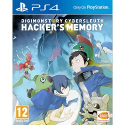 Digimon Story Cyber Sleuth Hackers Memory - PS4