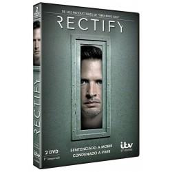 Rectify Temporada 1 - DVD