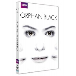 Orphan Black - Temporada 1 - DVD