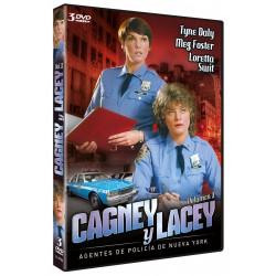 Cagney y Lacey -  Volumen 1 - DVD