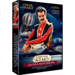 Capitán Nemo - La Isla misteriosa  - DVD