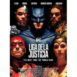 Liga de la Justicia - BD