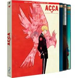 Acca 13 Episodios 1 a 12 - DVD