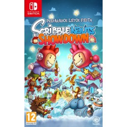 Scribblenauts Showdown - SWI