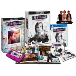 Life is Strange Before the Storm Edición Limitada - PS4