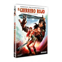 El guerrero rojo - DVD