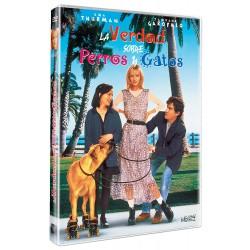 La verdad sobre perros y gatos - DVD