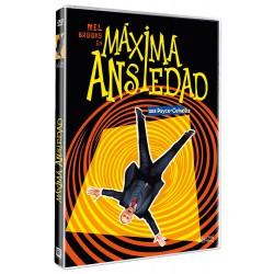 MAXIMA ANSIEDAD DIVISA - DVD