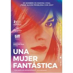 UNA MUJER FANTASTICA KARMA - DVD