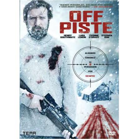 OFF PISTE KARMA - DVD