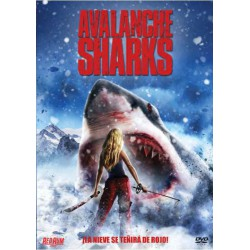 AVALANCHA SHARK KARMA - DVD