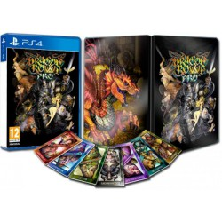 Dragons Crown Pro Battle Hardened Edition Day 1 - PS4