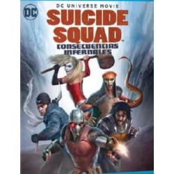 Escuadrón Suicida - Consecuencias infernales - DVD