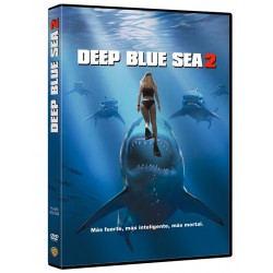 Deep Blue Sea 2 - DVD