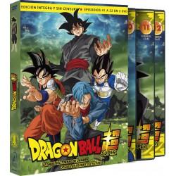 Dragon Ball Super. Box 4. Edición Coleccionistas - BD