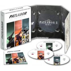 Patlabor Trilogía (Edición coleccionistas) - DVD
