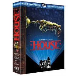 Digipack House I a IV - DVD