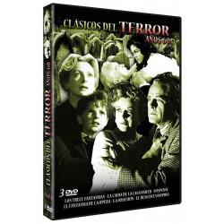 Clásicos del terror años 60 - Vol. 1 - DVD