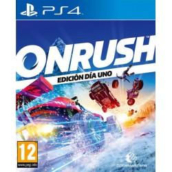 Onrush Edición Día Uno - PS4