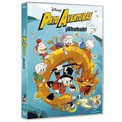 Patoaventuras: Woo-Oo!  - DVD