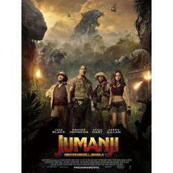 Jumanji: Bienvenidos a la Jungla (BD 3D + BD) (Ed. Amaray) - BD