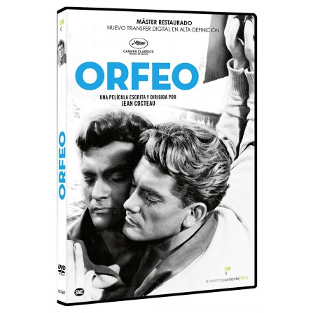 ORFEO KARMA - DVD