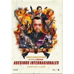 ASESINOS INTERNACIONALES DIVISA - BD